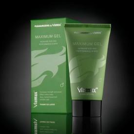 Возбуждающий и увеличивающий размеры гель для мужчин Viamax Maximum Gel - 50 мл.